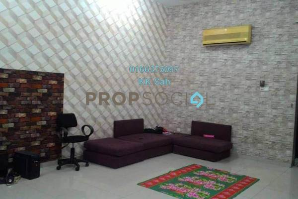 For Sale Terrace at Taman Harmoni, Semenyih Freehold Semi Furnished 4R/3B 499k