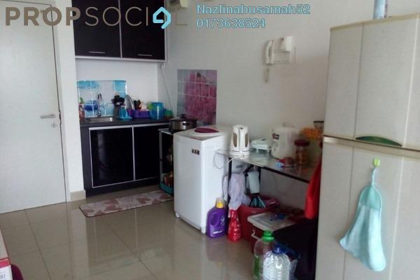 For Rent Condominium at Menara U, Shah Alam Freehold Semi Furnished 2R/1B 1.7k
