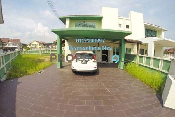 For Rent Semi-Detached at Bandar Puncak Alam, Kuala Selangor Freehold Semi Furnished 5R/4B 1.6k