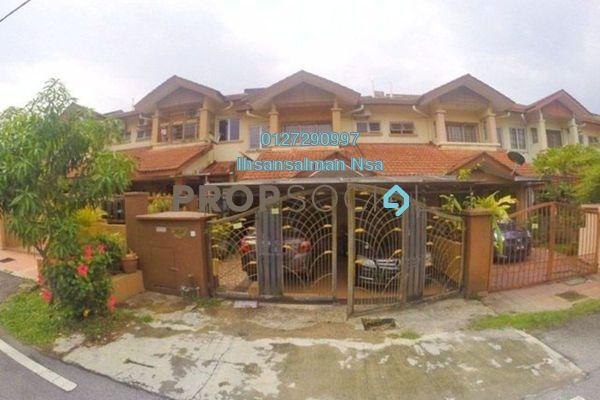 For Sale Terrace at Desa Coalfields, Sungai Buloh Freehold Semi Furnished 4R/3B 500k