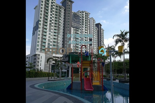 For Rent Condominium at The Vyne, Sungai Besi Freehold Semi Furnished 3R/2B 1.8k