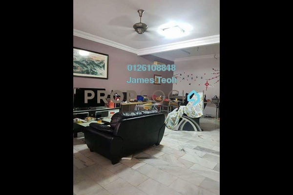 For Sale Terrace at Bayu Tinggi, Klang Freehold Semi Furnished 4R/3B 660k