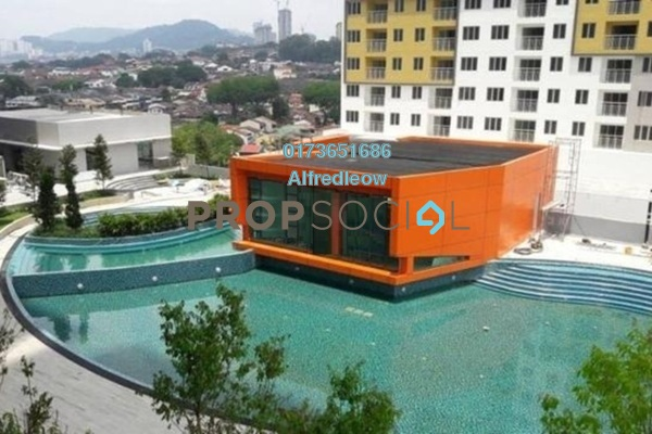 For Rent Condominium at The Holmes, Bandar Tun Razak Freehold Unfurnished 3R/2B 1.5k