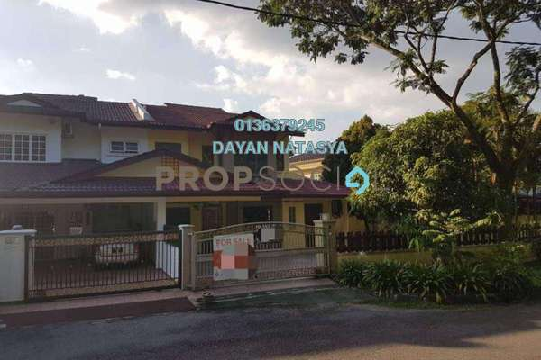 For Sale Terrace at Section 9, Kota Damansara Freehold Semi Furnished 5R/3B 1.15m