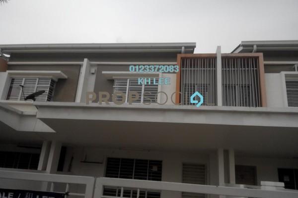 For Sale Terrace at Setia Indah, Setia Alam Leasehold Unfurnished 4R/3B 660k