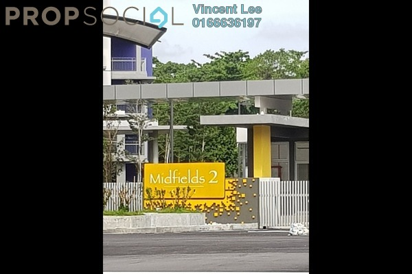 For Sale Condominium at Midfields 2, Sungai Besi Freehold Unfurnished 3R/2B 580k