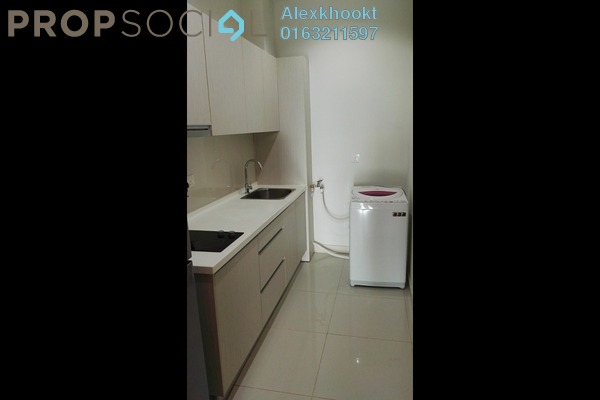 For Rent Condominium at Royal Regent, Dutamas Freehold Fully Furnished 1R/1B 1.5k