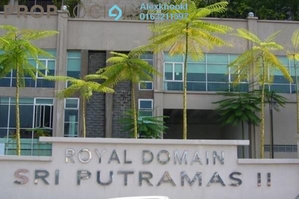 For Rent Condominium at Sri Putramas II, Dutamas Freehold Fully Furnished 3R/2B 1.9k