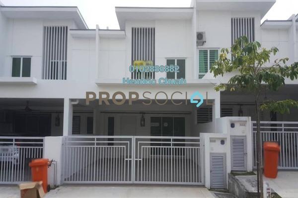 For Sale Link at Balista, Bandar Sri Sendayan Freehold Unfurnished 4R/4B 540k