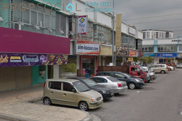 For Sale Shop at Sri Manja Square, PJ South Freehold Unfurnished 0R/0B 1.38m