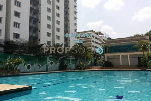 For Sale Condominium at Taman Bukit Serdang, Seri Kembangan Freehold Unfurnished 4R/2B 470k