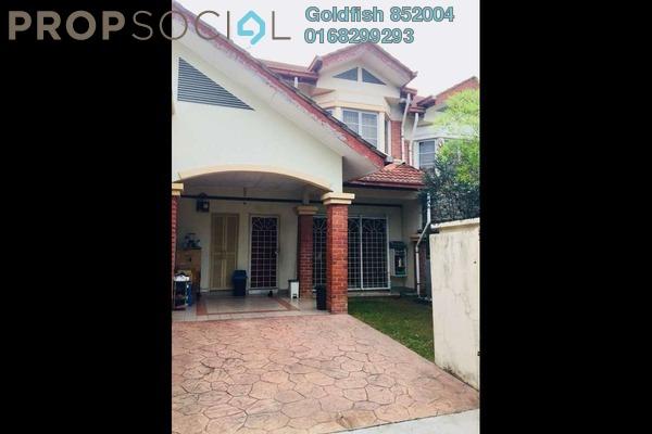 For Sale Terrace at Suadamai, Bandar Tun Hussein Onn Freehold Semi Furnished 4R/3B 680k