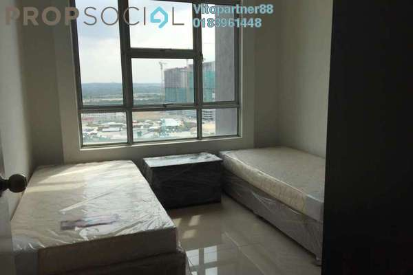 For Rent Condominium at The Arc, Cyberjaya Freehold Semi Furnished 3R/2B 1.2k