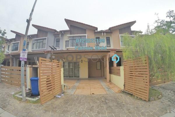 For Rent Terrace at Subang Bestari, Subang Freehold Semi Furnished 4R/3B 2k