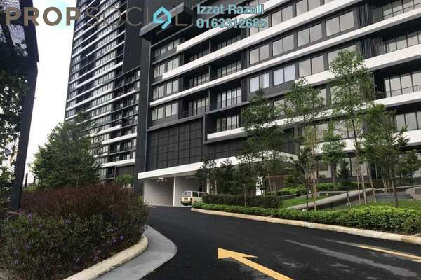 For Sale Serviced Residence at Dream City, Seri Kembangan Freehold Semi Furnished 3R/2B 740k