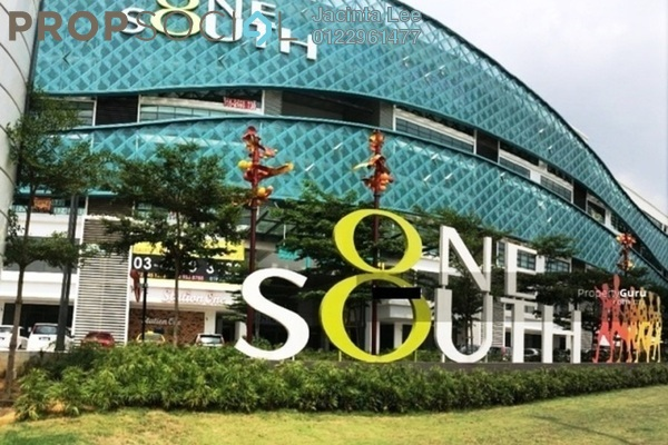 For Sale Serviced Residence at Gardenz @ One South, Seri Kembangan Leasehold Unfurnished 3R/2B 364k