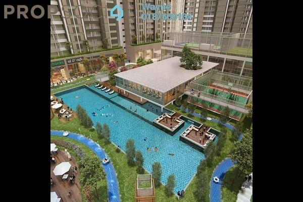 For Sale Condominium at Nilai Vision City, Putra Nilai Freehold Semi Furnished 2R/2B 320k