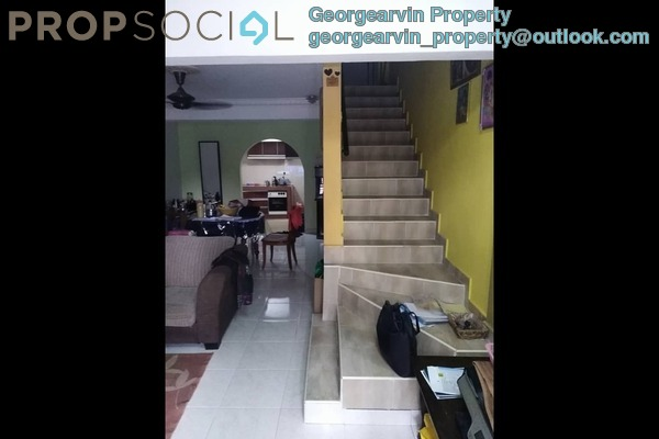 For Sale Terrace at Taman Sri Sinar, Segambut Freehold Semi Furnished 2R/2B 470k