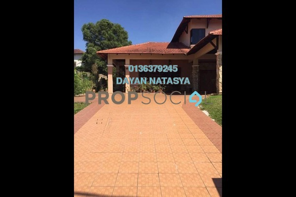 For Sale Bungalow at Taman Mutiara Bangi, Bangi Freehold Semi Furnished 6R/4B 2.3m