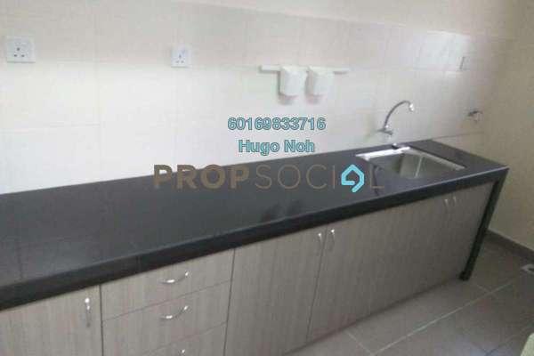 For Rent Condominium at Platinum Lake PV21, Setapak Freehold Semi Furnished 3R/2B 1.3k
