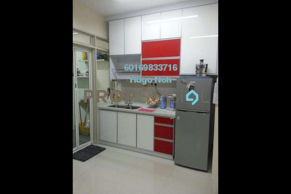 For Rent Condominium at Platinum Lake PV13, Setapak Freehold Semi Furnished 4R/2B 1.9k