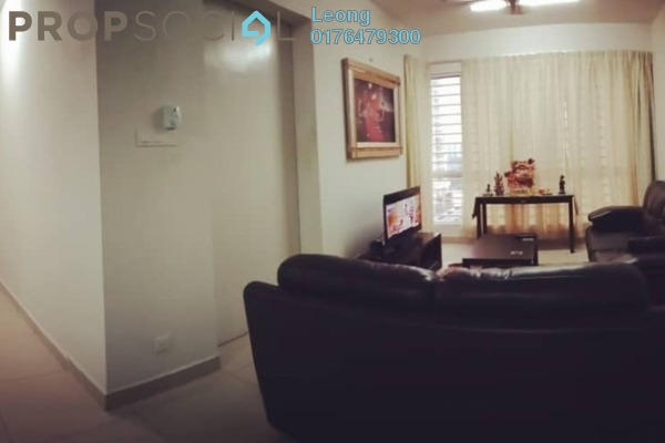 For Rent Condominium at Maxim Citilights, Sentul Freehold Semi Furnished 2R/2B 1.4k