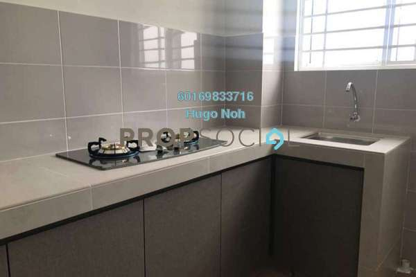For Sale Condominium at The Nest, Setapak Freehold Semi Furnished 3R/2B 500k