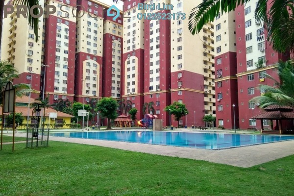 For Rent Apartment at Mentari Court 1, Bandar Sunway Freehold Unfurnished 3R/2B 980translationmissing:en.pricing.unit
