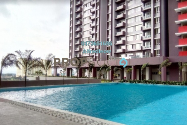 For Sale Condominium at Platinum Lake PV21, Setapak Leasehold Unfurnished 2R/2B 395k