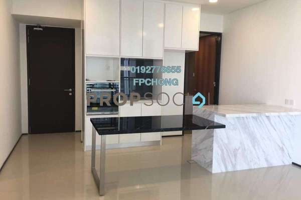 For Rent Condominium at The Fennel, Sentul Freehold Semi Furnished 2R/2B 2.2k