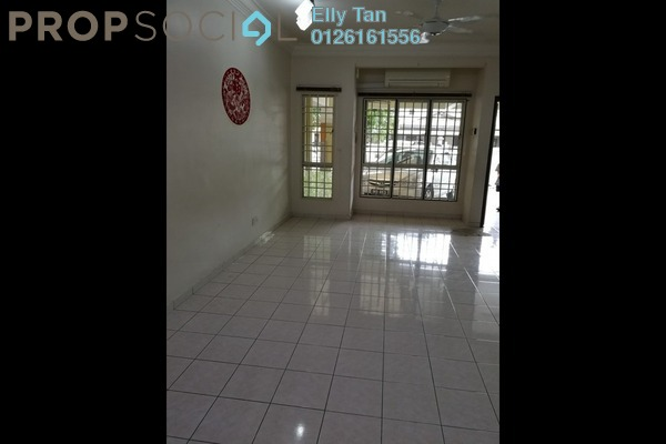 For Sale Terrace at Impian 4, Setia Alam Freehold Unfurnished 4R/3B 600k