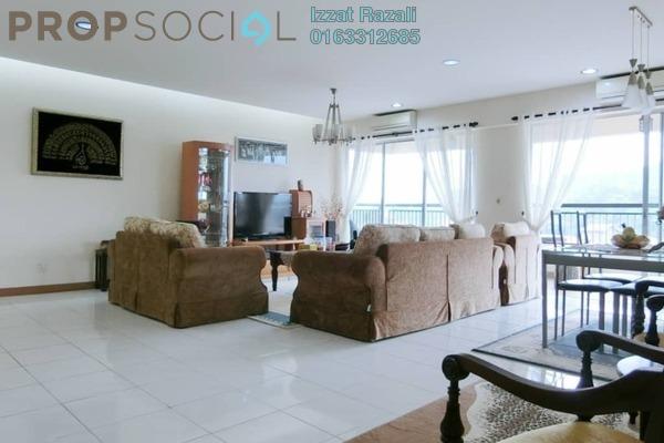 For Sale Condominium at Seri Maya, Setiawangsa Freehold Fully Furnished 4R/2B 980k