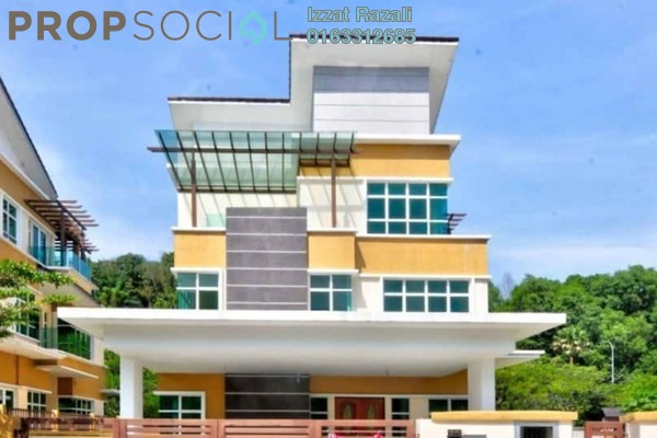 For Sale Bungalow at Lake Valley, Bandar Tun Hussein Onn Freehold Unfurnished 7R/8B 3.4m
