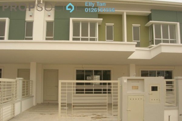 For Rent Terrace at Indah 10, Setia Alam Freehold Unfurnished 4R/3B 1.3k