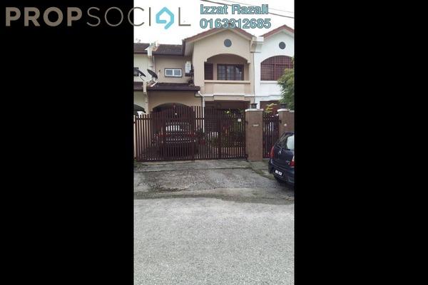 For Sale Terrace at USJ 4, UEP Subang Jaya Freehold Semi Furnished 4R/3B 890k