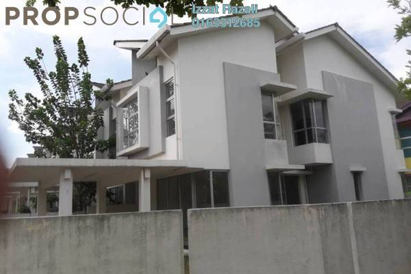 For Sale Terrace at Emerald, Alam Impian Freehold Unfurnished 4R/3B 1m