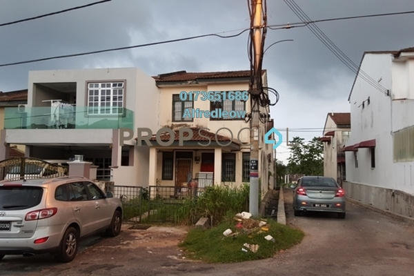 For Sale Terrace at Saujana Puchong, Puchong Freehold Unfurnished 4R/3B 410k