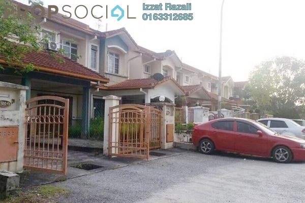 For Sale Link at Section 10, Putra Heights Freehold Semi Furnished 4R/3B 729k