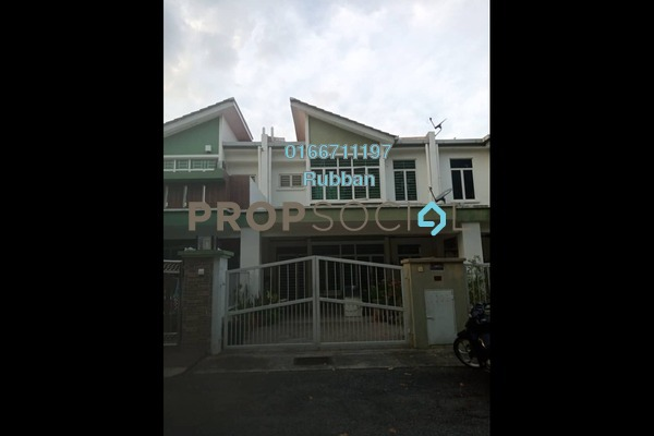 For Sale Terrace at PU1, Bandar Puchong Utama Freehold Unfurnished 4R/3B 790k