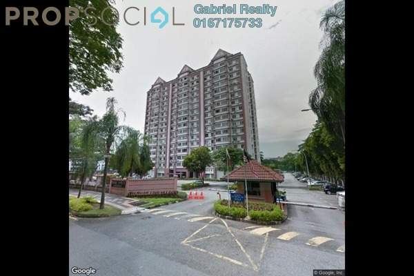 For Sale Apartment at Iris Apartment, Taman Desa Freehold Semi Furnished 2R/2B 300k