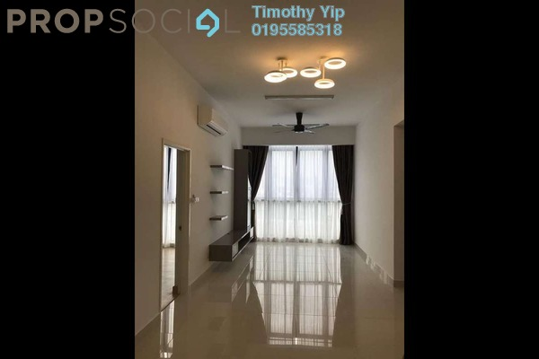 For Sale Condominium at Shamelin Star Serviced Residences, Cheras Freehold Semi Furnished 3R/2B 610k