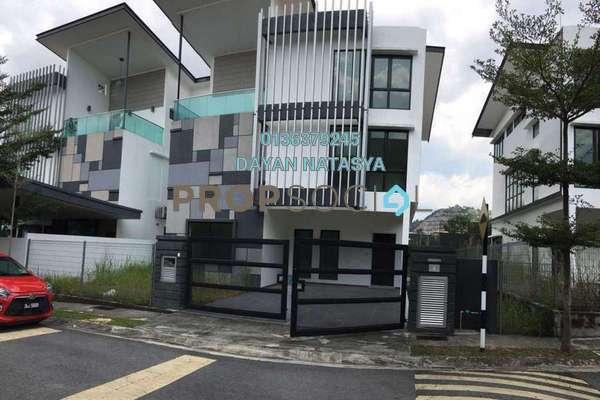 For Sale Semi-Detached at D'Prestij 1 @ Kajang Perdana, Kajang Freehold Semi Furnished 6R/6B 1.5m
