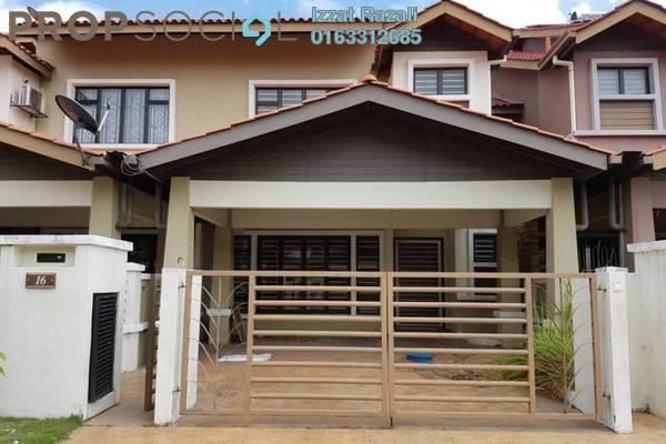 For Sale Superlink at Ukiran, Alam Impian Freehold Unfurnished 5R/6B 830k