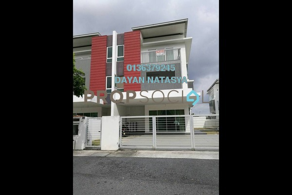 For Sale Semi-Detached at Nadayu 92, Kajang Freehold Semi Furnished 5R/6B 1.65m