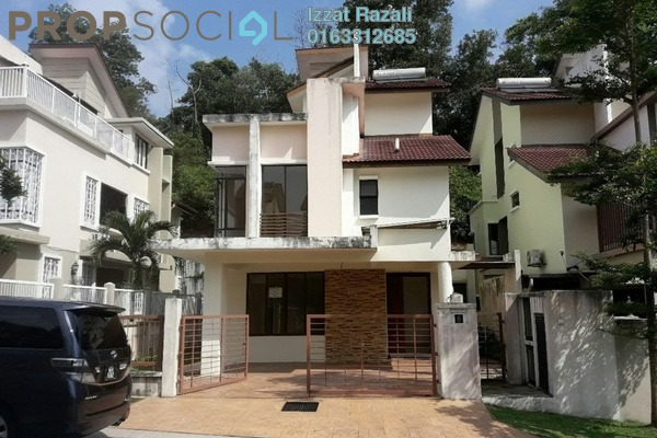 For Sale Semi-Detached at Suria Residen, Batu 9 Cheras Freehold Unfurnished 6R/6B 1.3m
