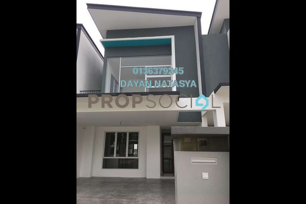 For Sale Superlink at Parkfield Residences @ Tropicana Heights, Kajang Freehold Unfurnished 3R/3B 900k