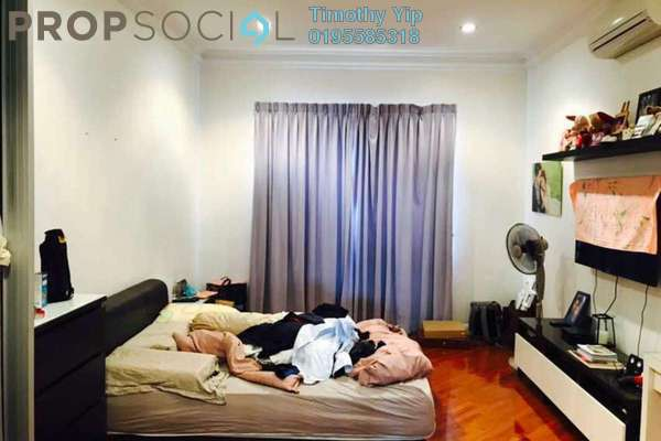 For Sale Semi-Detached at Taman Bukit Segar, Cheras Freehold Fully Furnished 5R/6B 1.8m