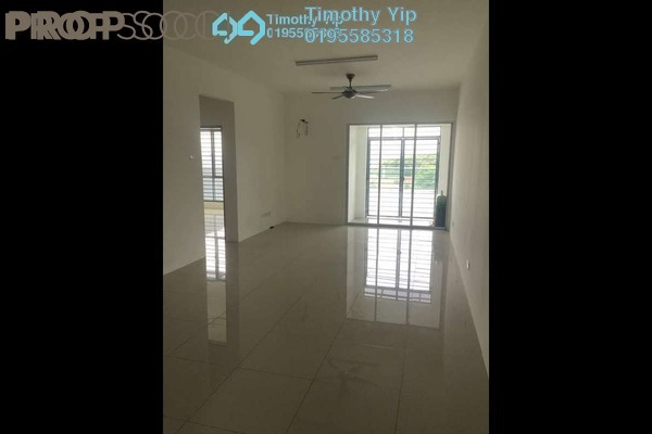 For Sale Condominium at Silk Residence, Bandar Tun Hussein Onn Freehold Semi Furnished 3R/2B 388k