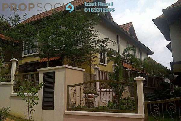 For Sale Bungalow at Subang Alam, Shah Alam Freehold Semi Furnished 5R/5B 2.38m