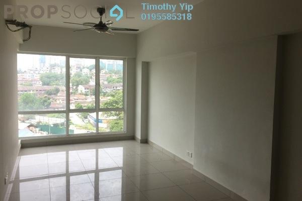 For Sale Condominium at Tiara Mutiara, Old Klang Road Freehold Semi Furnished 3R/2B 430k